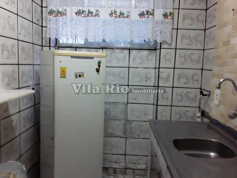 Cozinha. - Apartamento 1 quarto à venda Cordovil, Rio de Janeiro - R$ 120.000 - VAP10072 - 11