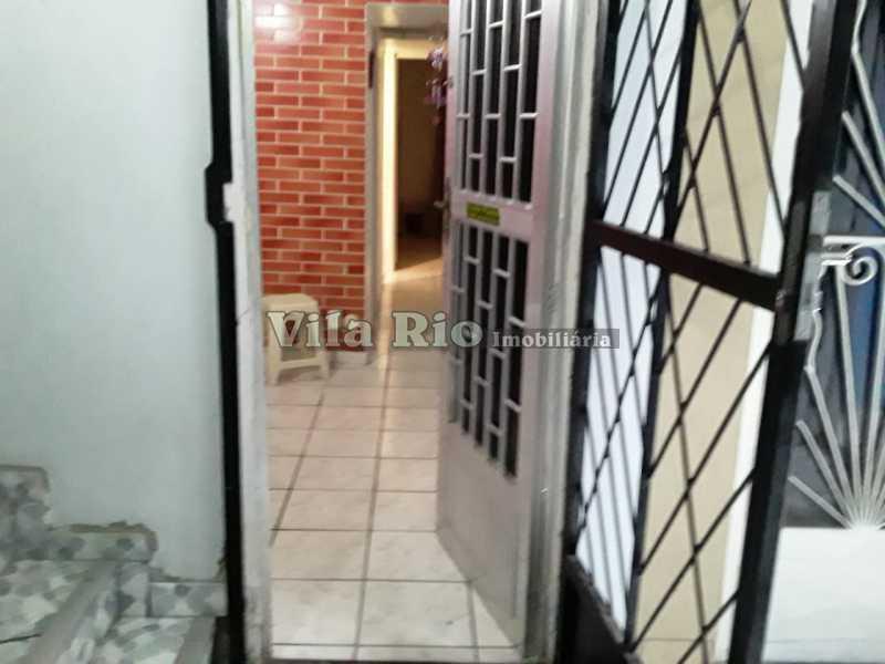Entrada. - Apartamento 1 quarto à venda Cordovil, Rio de Janeiro - R$ 120.000 - VAP10072 - 14