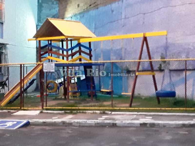 Playground. - Apartamento 1 quarto à venda Cordovil, Rio de Janeiro - R$ 120.000 - VAP10072 - 16
