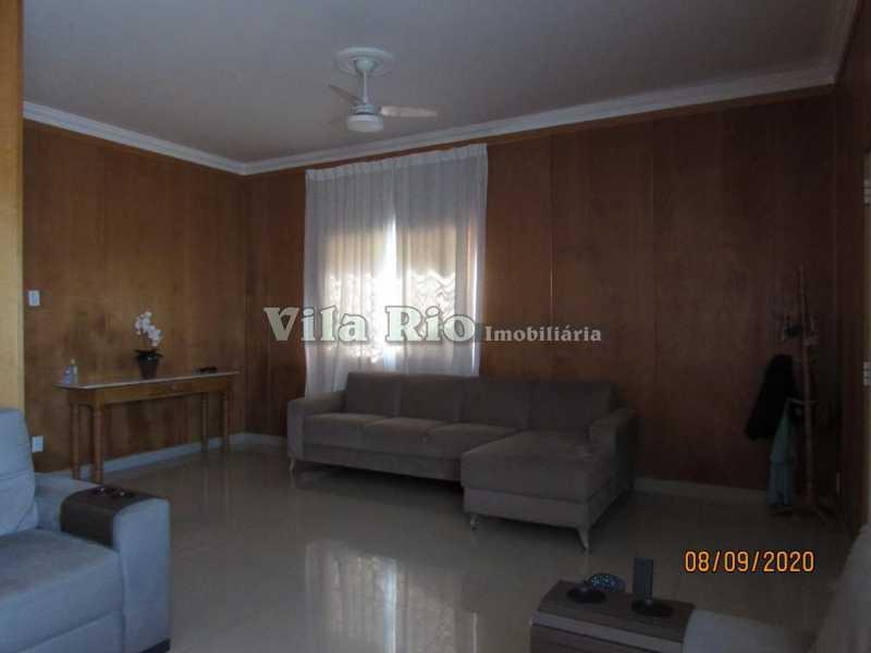SALA 3. - Casa 3 quartos à venda Braz de Pina, Rio de Janeiro - R$ 615.000 - VCA30091 - 4