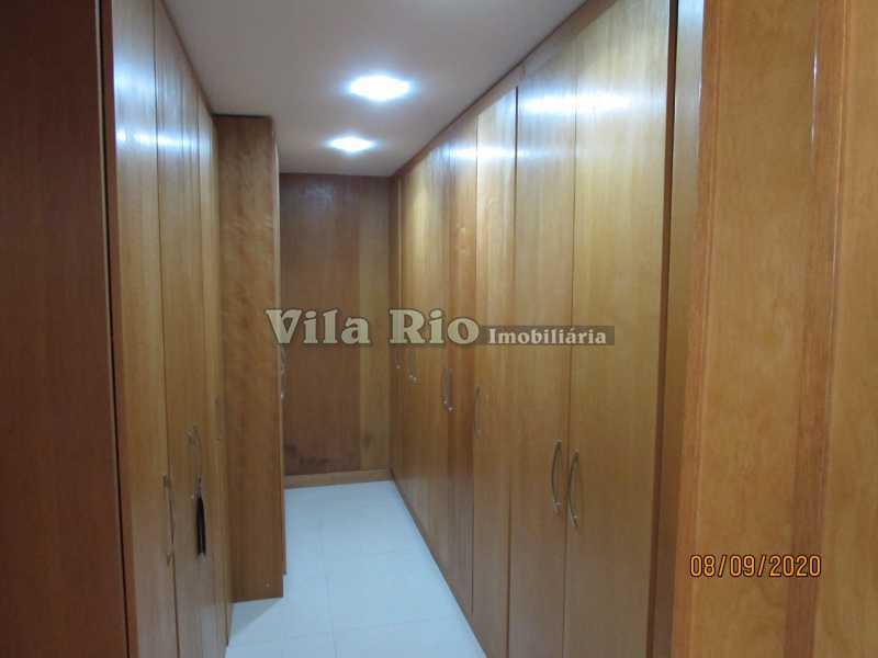 QUARTO1 - Casa 3 quartos à venda Braz de Pina, Rio de Janeiro - R$ 615.000 - VCA30091 - 7