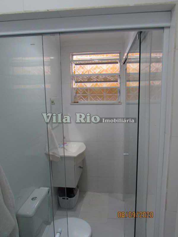 BANHEIRO1 1 - Casa 3 quartos à venda Braz de Pina, Rio de Janeiro - R$ 615.000 - VCA30091 - 13