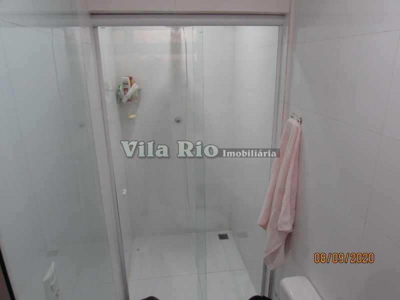 BANHEIRO1 2 - Casa 3 quartos à venda Braz de Pina, Rio de Janeiro - R$ 615.000 - VCA30091 - 14