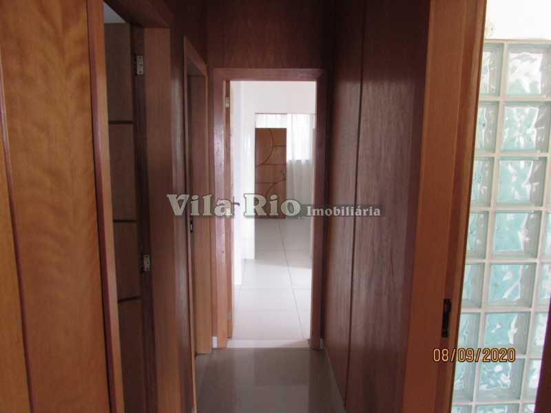 CIRCULAÇÃO - Casa 3 quartos à venda Braz de Pina, Rio de Janeiro - R$ 615.000 - VCA30091 - 16