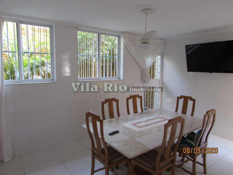 COZINHA 3 - Casa 3 quartos à venda Braz de Pina, Rio de Janeiro - R$ 615.000 - VCA30091 - 19
