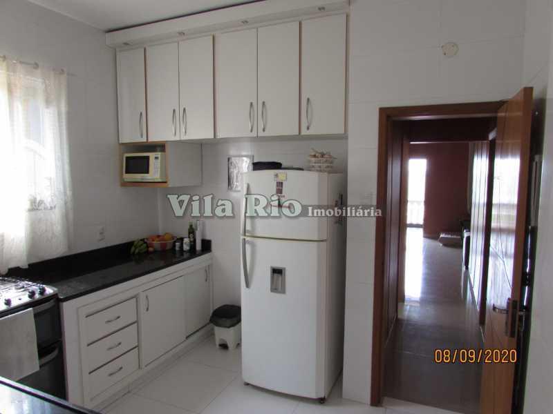 COZINHA 4 - Casa 3 quartos à venda Braz de Pina, Rio de Janeiro - R$ 615.000 - VCA30091 - 20
