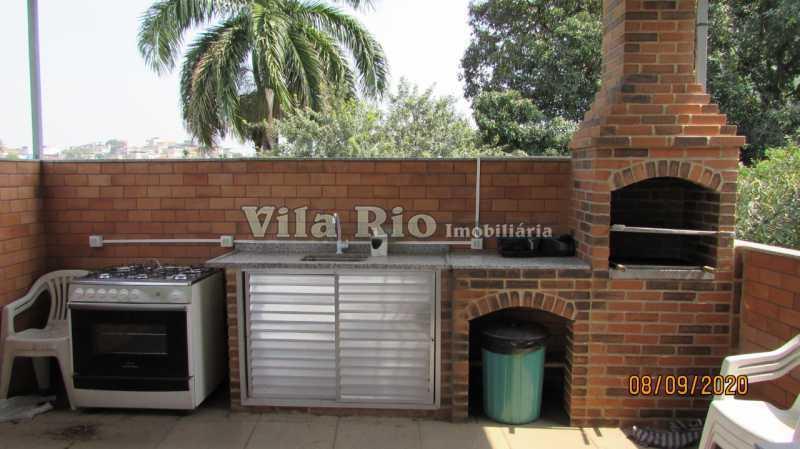 CHURRASQUEIRA 1 - Casa 3 quartos à venda Braz de Pina, Rio de Janeiro - R$ 615.000 - VCA30091 - 21
