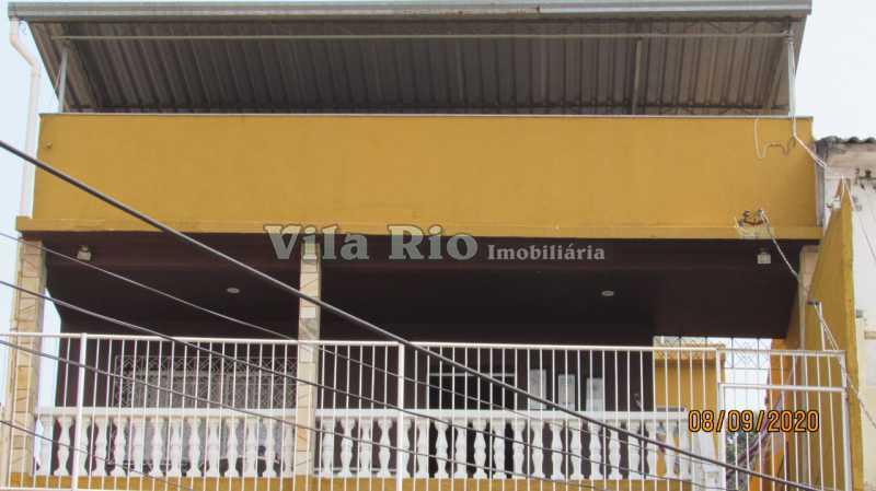 FRENTE 1 - Casa 3 quartos à venda Braz de Pina, Rio de Janeiro - R$ 615.000 - VCA30091 - 22