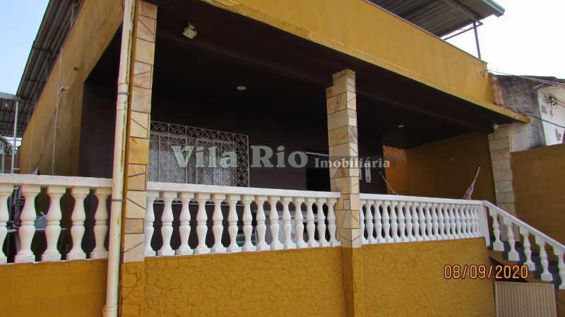 FRENTE 2 - Casa 3 quartos à venda Braz de Pina, Rio de Janeiro - R$ 615.000 - VCA30091 - 23