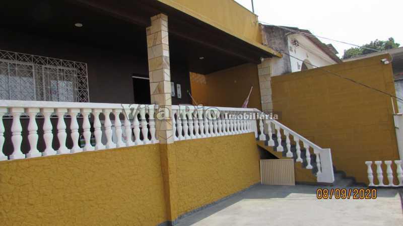FRENTE1 - Casa 3 quartos à venda Braz de Pina, Rio de Janeiro - R$ 615.000 - VCA30091 - 24