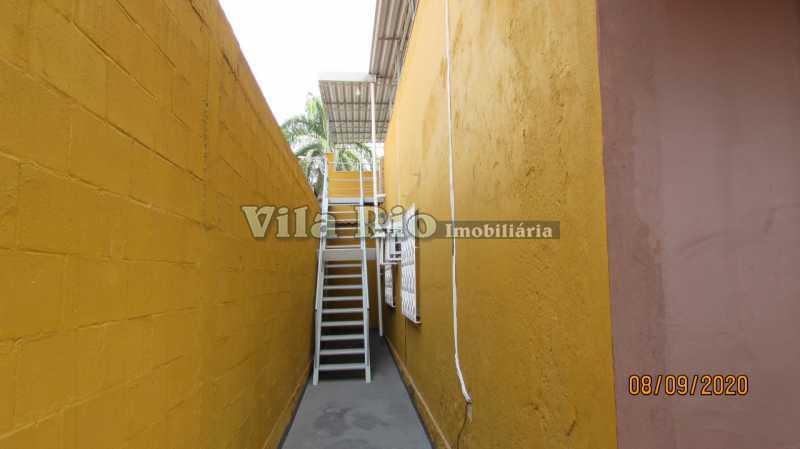 LATERAL 2 - Casa 3 quartos à venda Braz de Pina, Rio de Janeiro - R$ 615.000 - VCA30091 - 26