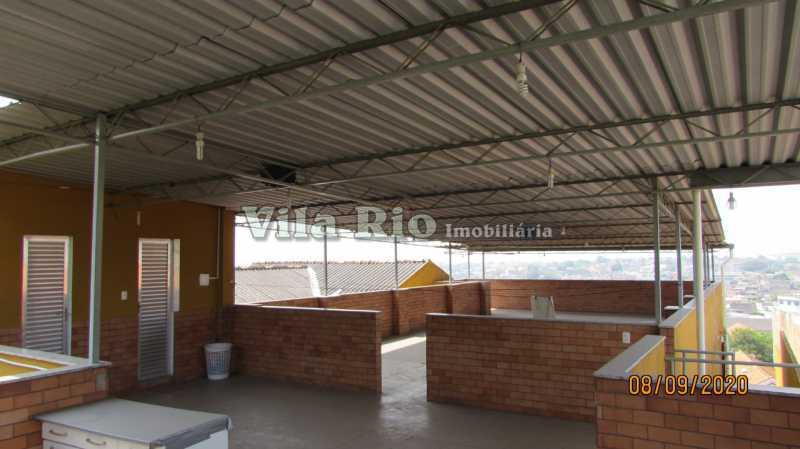TERRAÇO 1 - Casa 3 quartos à venda Braz de Pina, Rio de Janeiro - R$ 615.000 - VCA30091 - 27