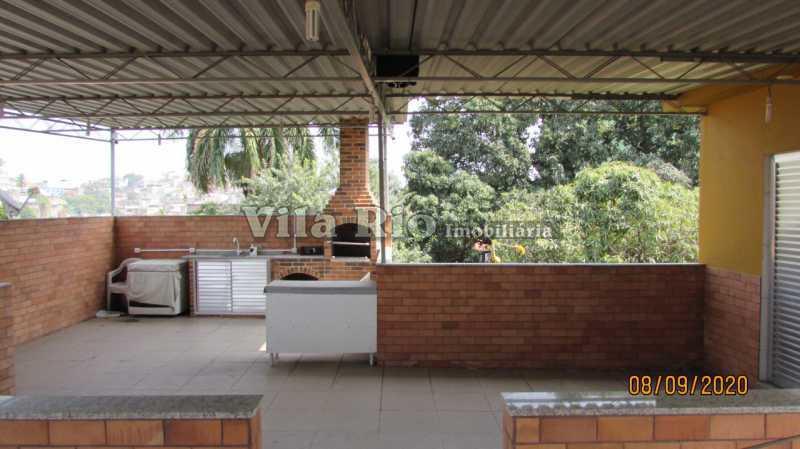 TERRAÇO 2 - Casa 3 quartos à venda Braz de Pina, Rio de Janeiro - R$ 615.000 - VCA30091 - 28