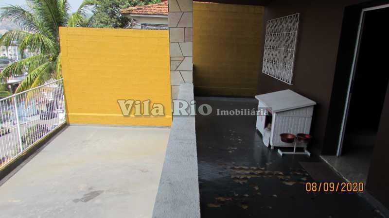 VARANDA 2 - Casa 3 quartos à venda Braz de Pina, Rio de Janeiro - R$ 615.000 - VCA30091 - 31