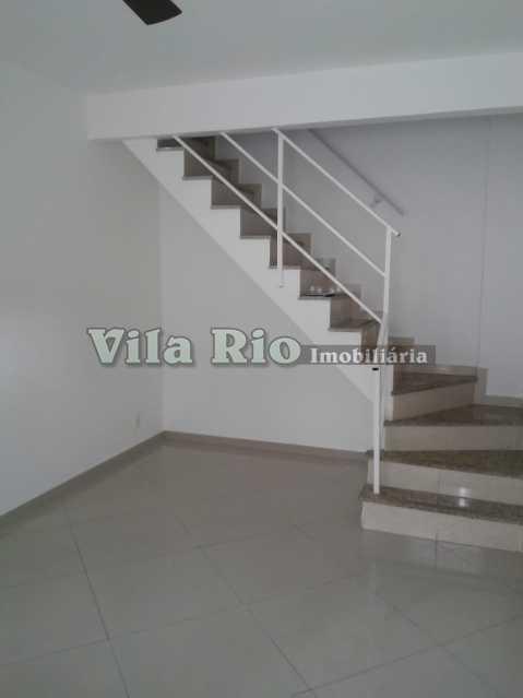 SALA 2. - Casa em Condomínio 2 quartos à venda Irajá, Rio de Janeiro - R$ 325.000 - VCN20040 - 3