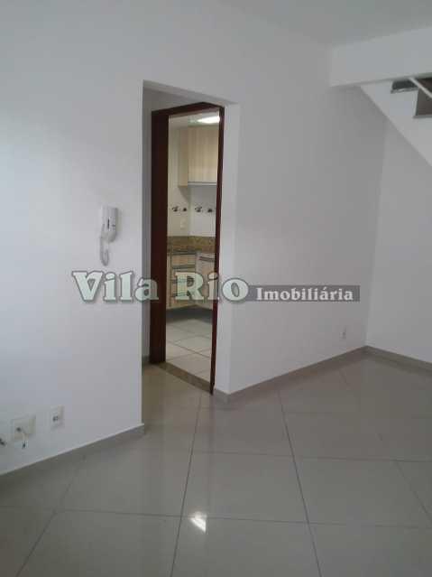 SALA 3. - Casa em Condomínio 2 quartos à venda Irajá, Rio de Janeiro - R$ 325.000 - VCN20040 - 4