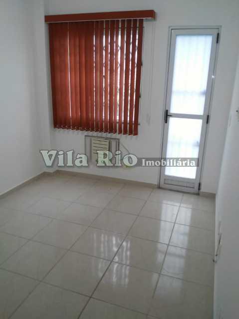 QUARTO 1. - Casa em Condomínio 2 quartos à venda Irajá, Rio de Janeiro - R$ 325.000 - VCN20040 - 5