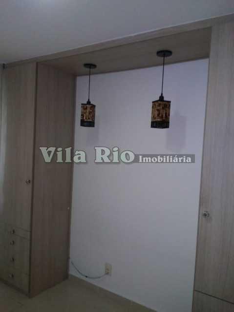 QUARTO 2. - Casa em Condomínio 2 quartos à venda Irajá, Rio de Janeiro - R$ 325.000 - VCN20040 - 6