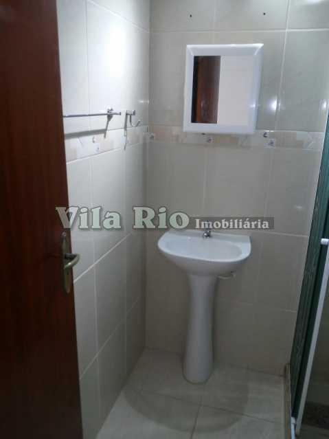 BANHEIRO 1. - Casa em Condomínio 2 quartos à venda Irajá, Rio de Janeiro - R$ 325.000 - VCN20040 - 11