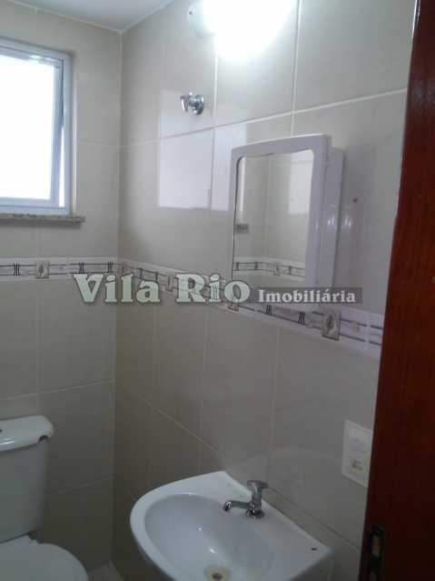 BANHEIRO 3. - Casa em Condomínio 2 quartos à venda Irajá, Rio de Janeiro - R$ 325.000 - VCN20040 - 13