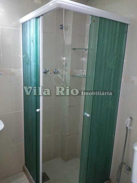 BANHEIRO1. - Casa em Condomínio 2 quartos à venda Irajá, Rio de Janeiro - R$ 325.000 - VCN20040 - 15