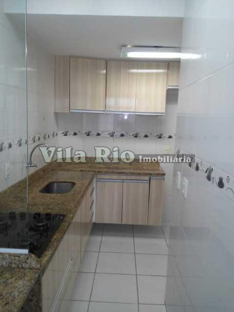 COZINHA 1. - Casa em Condomínio 2 quartos à venda Irajá, Rio de Janeiro - R$ 325.000 - VCN20040 - 18