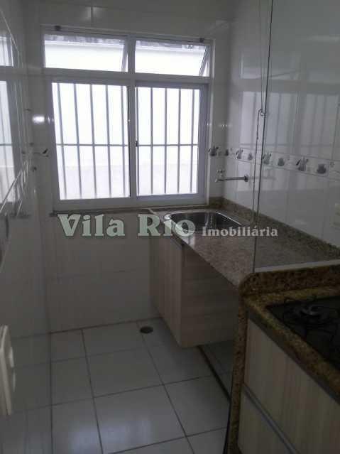 COZINHA 2. - Casa em Condomínio 2 quartos à venda Irajá, Rio de Janeiro - R$ 325.000 - VCN20040 - 19