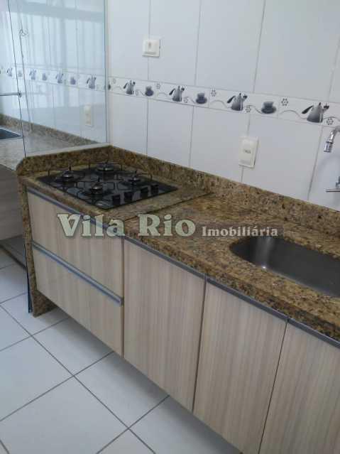 COZINHA 3. - Casa em Condomínio 2 quartos à venda Irajá, Rio de Janeiro - R$ 325.000 - VCN20040 - 20