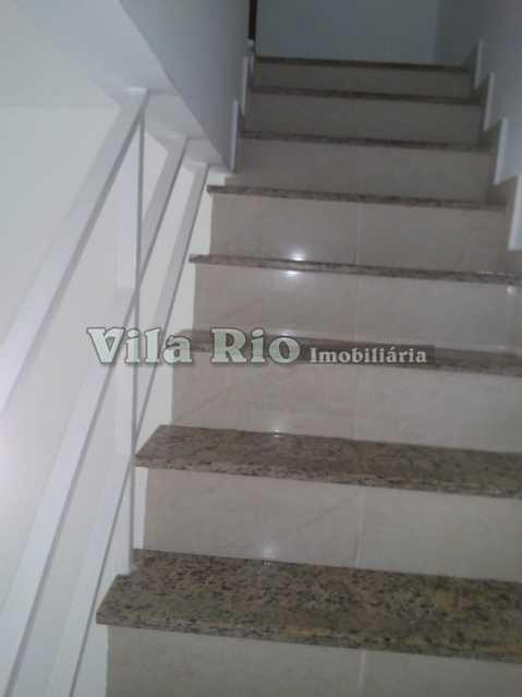 ESCADA 1. - Casa em Condomínio 2 quartos à venda Irajá, Rio de Janeiro - R$ 325.000 - VCN20040 - 21