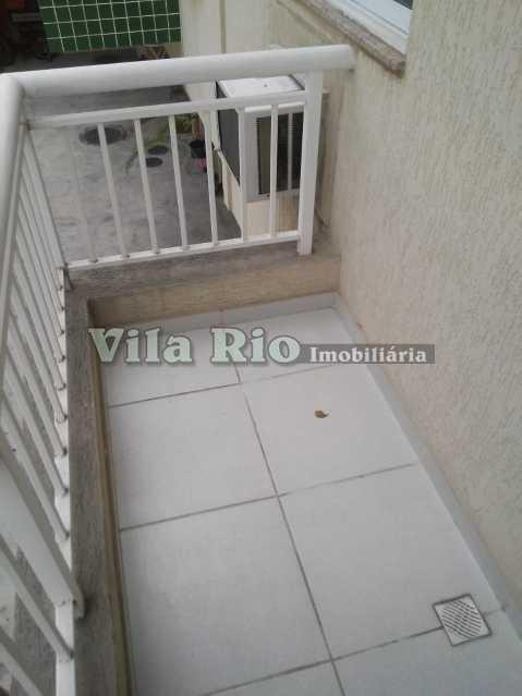VARANDA 1. - Casa em Condomínio 2 quartos à venda Irajá, Rio de Janeiro - R$ 325.000 - VCN20040 - 23