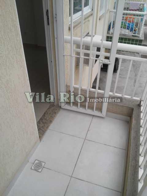VARANDA 2. - Casa em Condomínio 2 quartos à venda Irajá, Rio de Janeiro - R$ 325.000 - VCN20040 - 24