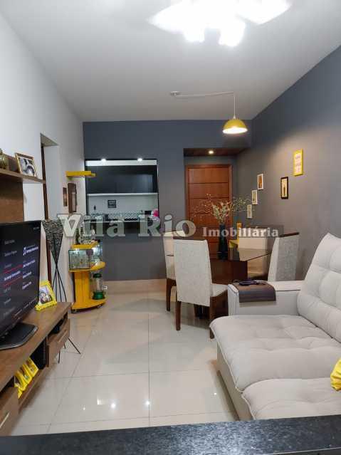 SALA 1 - Apartamento 2 quartos à venda Braz de Pina, Rio de Janeiro - R$ 295.000 - VAP20798 - 1