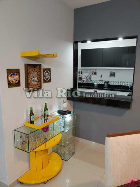 SALA 5 - Apartamento 2 quartos à venda Braz de Pina, Rio de Janeiro - R$ 295.000 - VAP20798 - 5