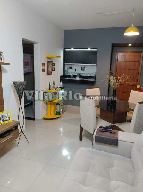 SALA 6 - Apartamento 2 quartos à venda Braz de Pina, Rio de Janeiro - R$ 295.000 - VAP20798 - 6
