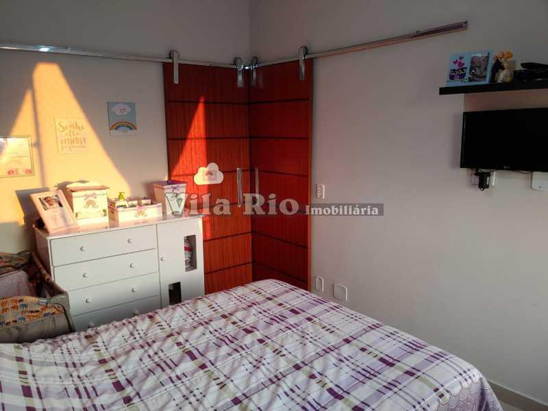 QUARTO 1 - Apartamento 2 quartos à venda Braz de Pina, Rio de Janeiro - R$ 295.000 - VAP20798 - 7