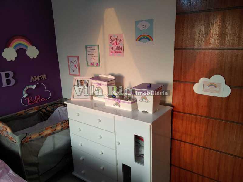 QUARTO 2 - Apartamento 2 quartos à venda Braz de Pina, Rio de Janeiro - R$ 295.000 - VAP20798 - 8