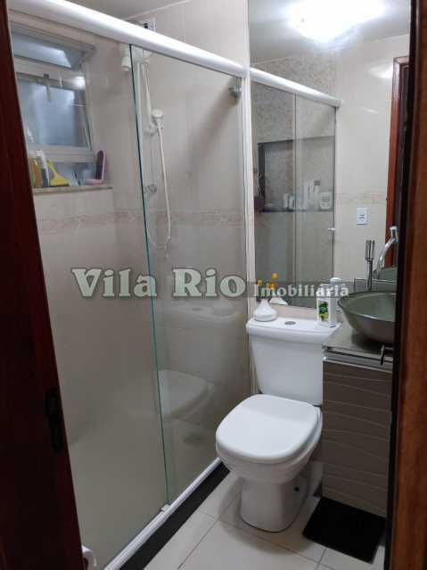 BANHEIRO 2 - Apartamento 2 quartos à venda Braz de Pina, Rio de Janeiro - R$ 295.000 - VAP20798 - 13