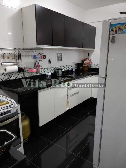 COZINHA 1 - Apartamento 2 quartos à venda Braz de Pina, Rio de Janeiro - R$ 295.000 - VAP20798 - 14