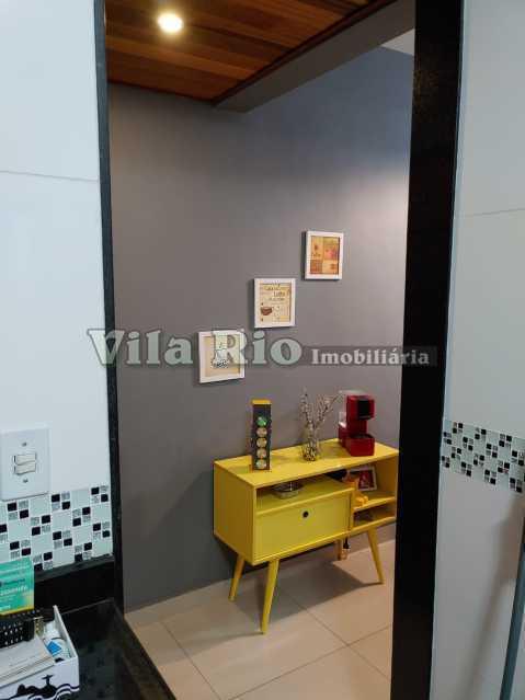 COZINHA 2 - Apartamento 2 quartos à venda Braz de Pina, Rio de Janeiro - R$ 295.000 - VAP20798 - 15
