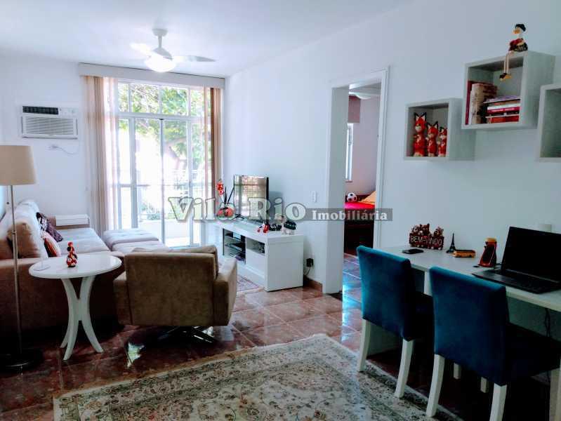 SALA 2 - Apartamento 2 quartos à venda Jardim Guanabara, Rio de Janeiro - R$ 450.000 - VAP20799 - 3