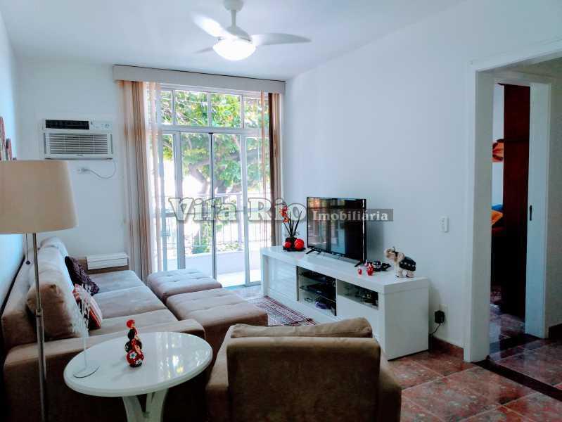SALA 3 - Apartamento 2 quartos à venda Jardim Guanabara, Rio de Janeiro - R$ 450.000 - VAP20799 - 4