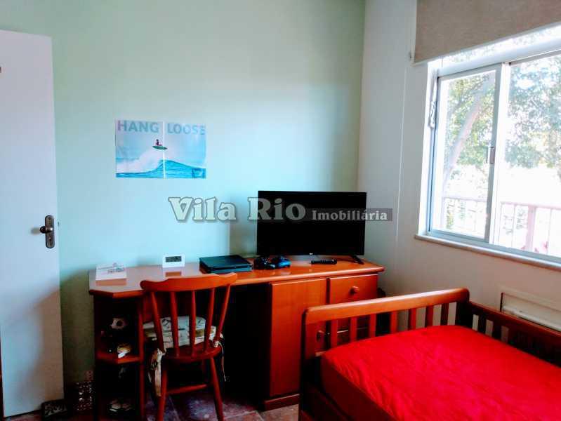 QUARTO 3 - Apartamento 2 quartos à venda Jardim Guanabara, Rio de Janeiro - R$ 450.000 - VAP20799 - 9