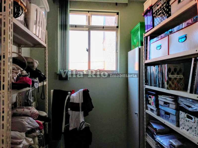 QUARTO 5 - Apartamento 2 quartos à venda Jardim Guanabara, Rio de Janeiro - R$ 450.000 - VAP20799 - 11
