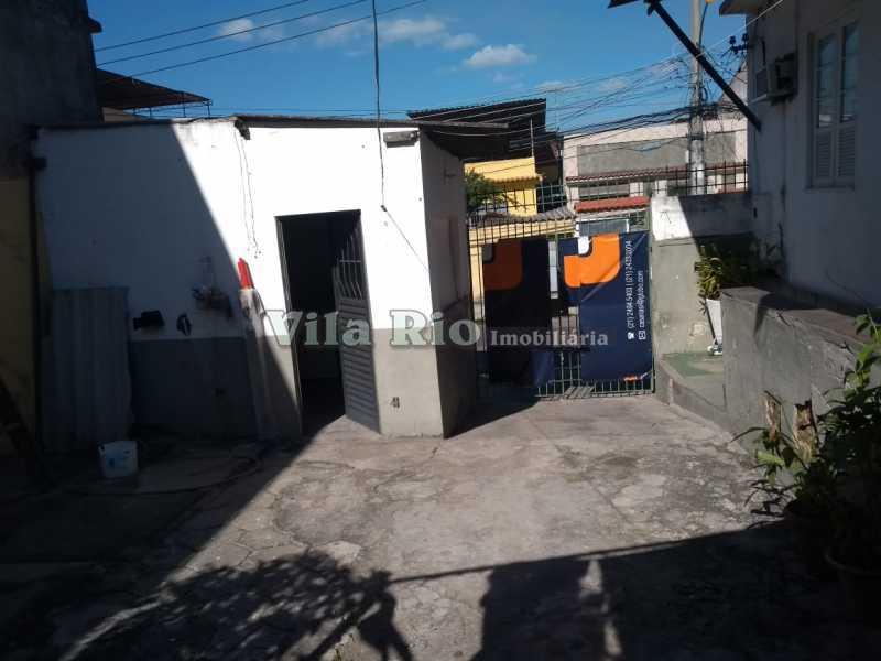 TERRENO 1 - Casa 2 quartos à venda Penha, Rio de Janeiro - R$ 380.000 - VCA20075 - 1