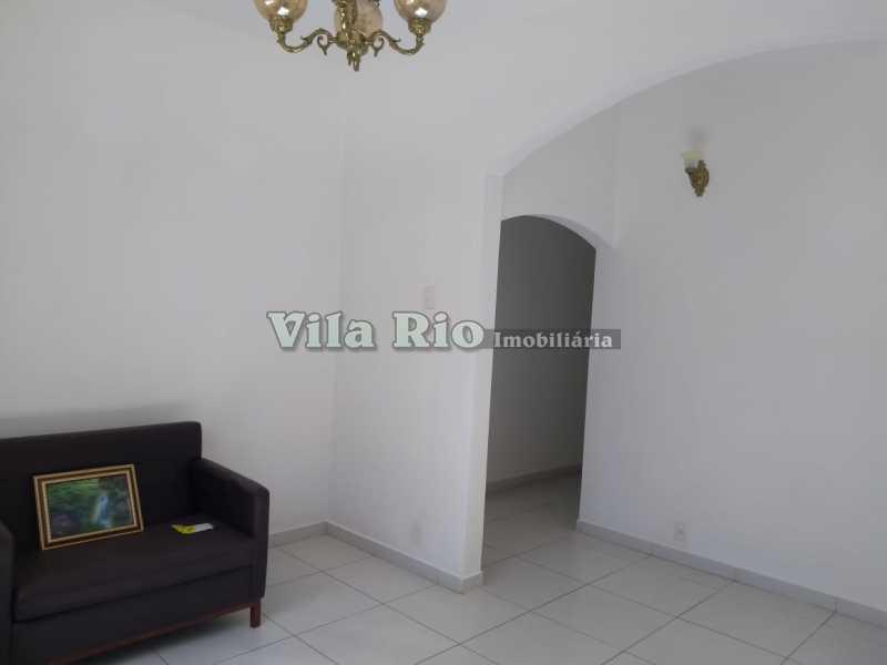 SALA 2 - Casa 3 quartos à venda Penha, Rio de Janeiro - R$ 550.000 - VCA30093 - 3