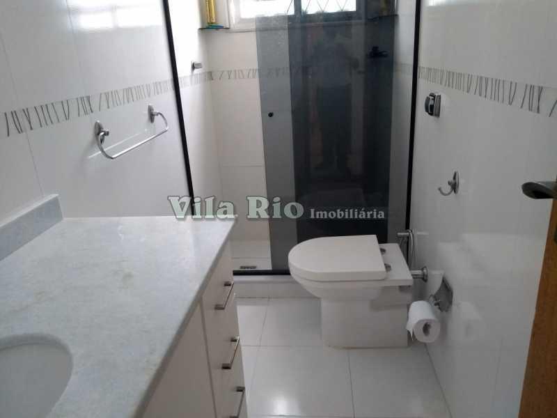 BANHEIRO 1 - Casa 3 quartos à venda Penha, Rio de Janeiro - R$ 550.000 - VCA30093 - 6