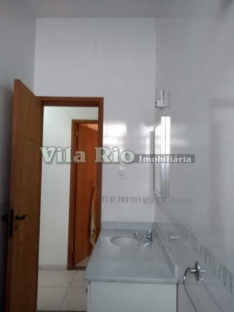 BANHEIRO 2 - Casa 3 quartos à venda Penha, Rio de Janeiro - R$ 550.000 - VCA30093 - 7