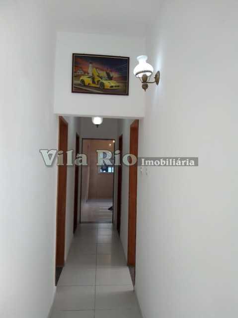 CIRCULAÇÃO 1 - Casa 3 quartos à venda Penha, Rio de Janeiro - R$ 550.000 - VCA30093 - 9