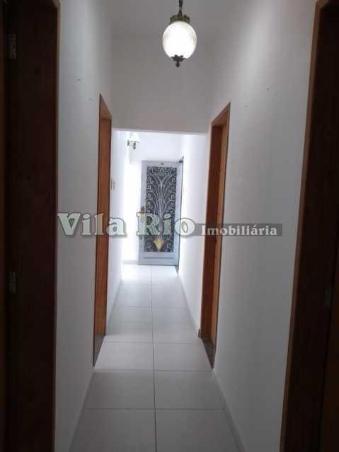 CIRCULAÇÃO 2 - Casa 3 quartos à venda Penha, Rio de Janeiro - R$ 550.000 - VCA30093 - 10