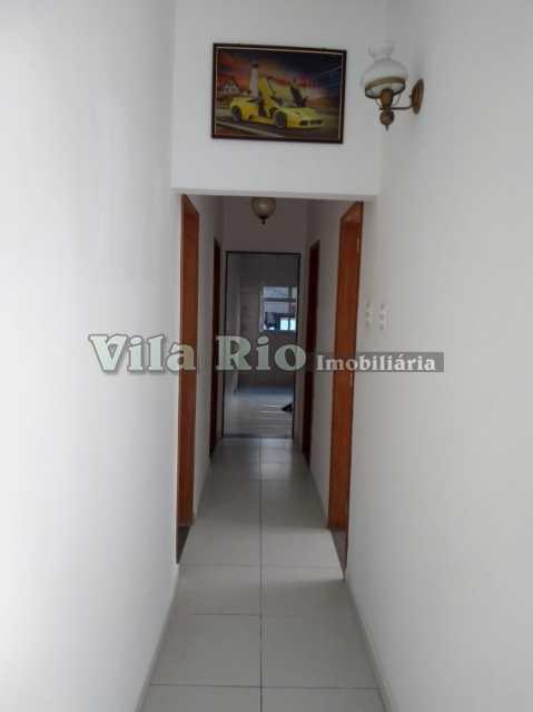 CIRCULAÇÃO 3 - Casa 3 quartos à venda Penha, Rio de Janeiro - R$ 550.000 - VCA30093 - 11